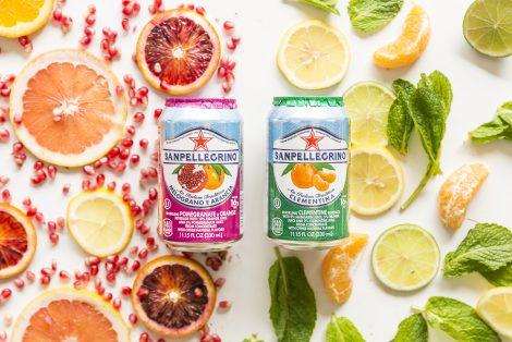 Sanpellegrino Sparkling Fruit Beverages