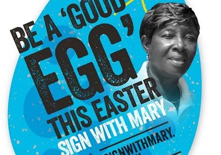 Be a good egg_Fairtrade