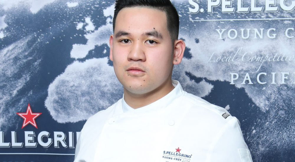 S.Pellegrino young chef John Rivera