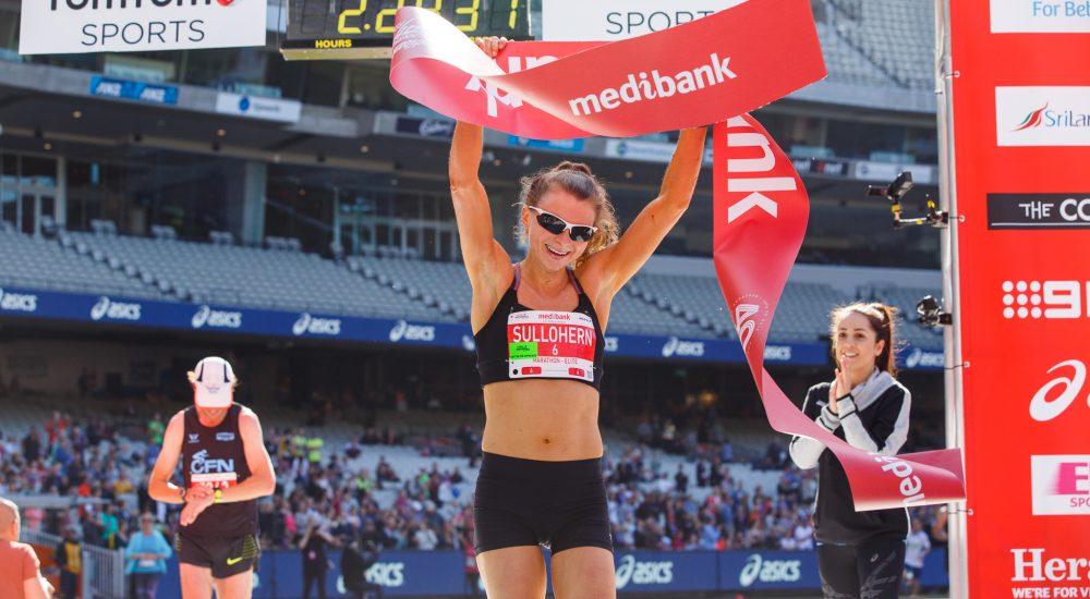 Melbourne Marathon 2017