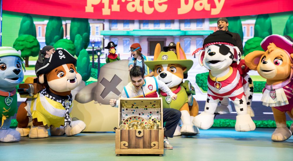 PAW Patrol Great Pirate Adventure 3